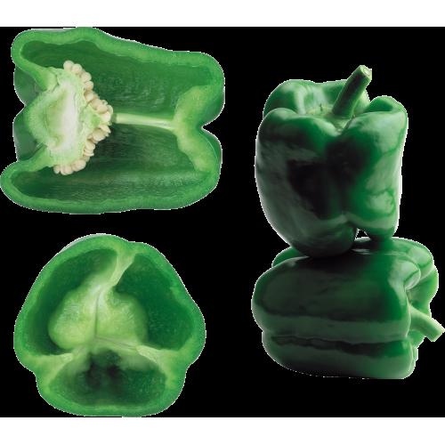 Capsicums Green