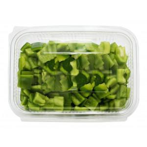 Capsicum - Cut (Green) 200 Gram